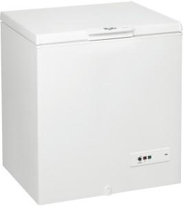Le congélateur format coffre Whirlpool WHM2110