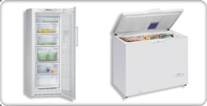 capacite congelateur